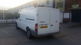 Ford Transit low millage full service history