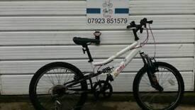 child's stellar mountain bike