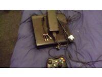 Xbox 360 E 500GB Console + 10 games