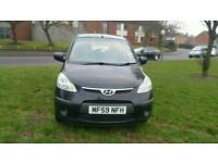 Hyundai i10 2009 1.2 petrol hpi clear excellent drive 3 months warranty