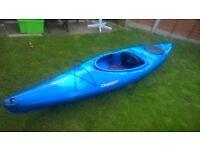 Dagger blackwater 10.5 kayak
