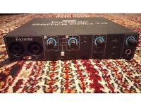 Focusrite Saffire Pro 14 Audio Interface
