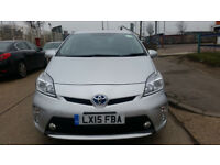 2015 TOYOTA PRIUS HYBRID AUTO LEATHER SEATS, PCO LICENCE, GREAT RUNNER.AUTOMATIC