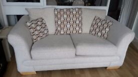2/3 Seater Sofa with Cushions
