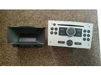 Astra stereo an screen