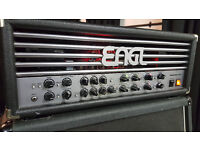 Engl Savage 120 including Z10 footswitch - recently revalved - High gain head