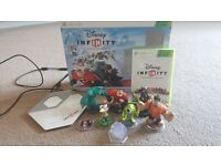Disney Infinity Starter Pack for X Box 360