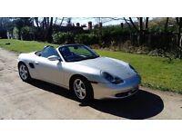 Porsche Boxster S 986 2001 FSH 59K miles