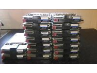 "14x 300GB HP 443188-003 BF30084971 3.5"" SCSI 80-Pin Ultra320 15K Hard Drive & Caddy"