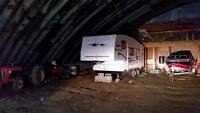 Roulotte fifth wheel a vendre