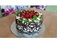 Anita's Creamy Gateau Cakes