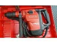 Hilti TE 60 Breaker/ Drill SDS Max 110V