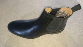 Mens chelsea boot black