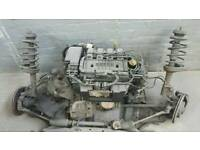 Renault clio 1.2 engine complete with gearbox