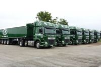 HGV 1 drivers wanted - Immediate start Dry Drayton