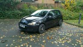 Volkswagen golf 1.4 new shape low insurance FSH not polo, astra, corsa, focus, a3