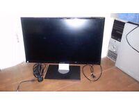 "Samsung S27C750P LED Monitor - 27"""