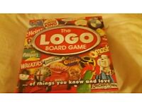 Logo Quiz Board Game