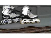 Blade runner Pro xt fitness skates
