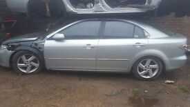 Mazda 6 2004 2.0 Petrol For Breaking - CALL NOW!!!