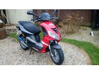 For sale Piaggio NRG 50cc