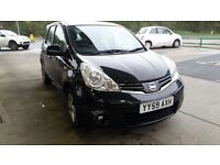2010 Nissan Note 1.6 automatic Low millage