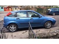 Ford Focus for sale 2002