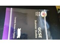 Selection of CGP complete Revision & Practice books