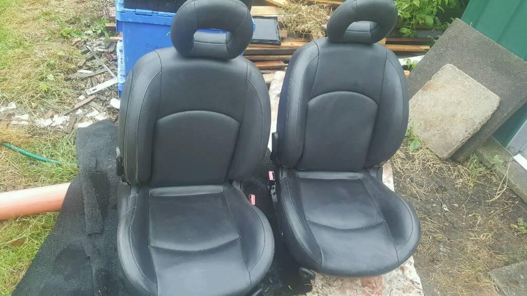 Leather seats peugeot 206 gti | in Kirkby-in-Ashfield ...