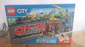 LEGO City heavy haul train 60098 - New!
