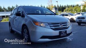 2013 Honda Odyssey EX-L - ONE OWNER