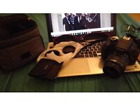 Canon EOS 1300D Perfect Condition! Comes with standard Lens