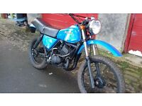 really nice classic kawasaki ke175 £800