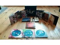 Blur 21 CD and DVD box set