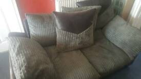 2 seater fray sofa
