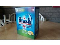 Dishwasher Tablets Finish Powerball (Xl 90x