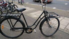 "Kronan Swedish Utility Bike 21"" 3 speed - Dutch Style Bike"