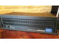 Qsc amplifier USA-900