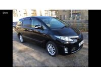 TOYOTA ESTIMA 2.4 HYBRID 7 SEATERS,Ready PCO