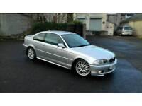 2002 BMW 330 CI M SPORT # MOT + TAXED # LOW MILES # £1050 OR SWAP