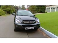 2008 Hybrid Lexus RX 400 H. Excellent condition. upto 35 mpg. Luxury at a BARGAIN price.