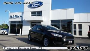 2016 Ford Focus *NEW* SE *200A* *WINTER PACKAGE*