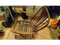 Ercol arm chair