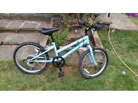 Childs bike 6 geared mountain style bike