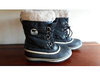 SOREL Waterproof Ski Boots - Duck Boots - Mucker Muck Boots Size 5