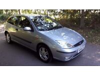 FORD FOCUS AUTOMATIC 2004/1.6 ZETEC 57000 MILES ONLY DRIVES PERFECT