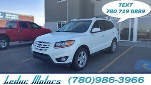 2010 Hyundai Santa Fe Limited AWD SUV V6 SUNROOF LEATHER