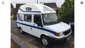 ldv pilot fifer by enc,2 berth camper,1.9 peugeot diesel engine,power steering,ideal first camper!