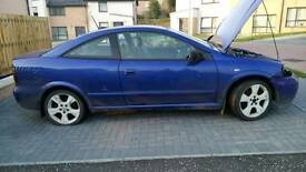Astra coupe se1 se2 breaking