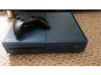 Xbox one 1 tb forza edition